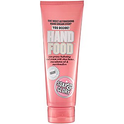 hand food hand lotion