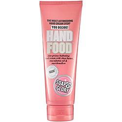 hand food hand lotion
