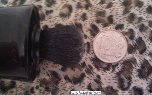 revlon colourstay foundation brush size