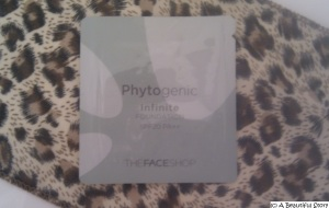 phytogenic infinite foundation