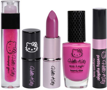 hello kitty range of makeup
