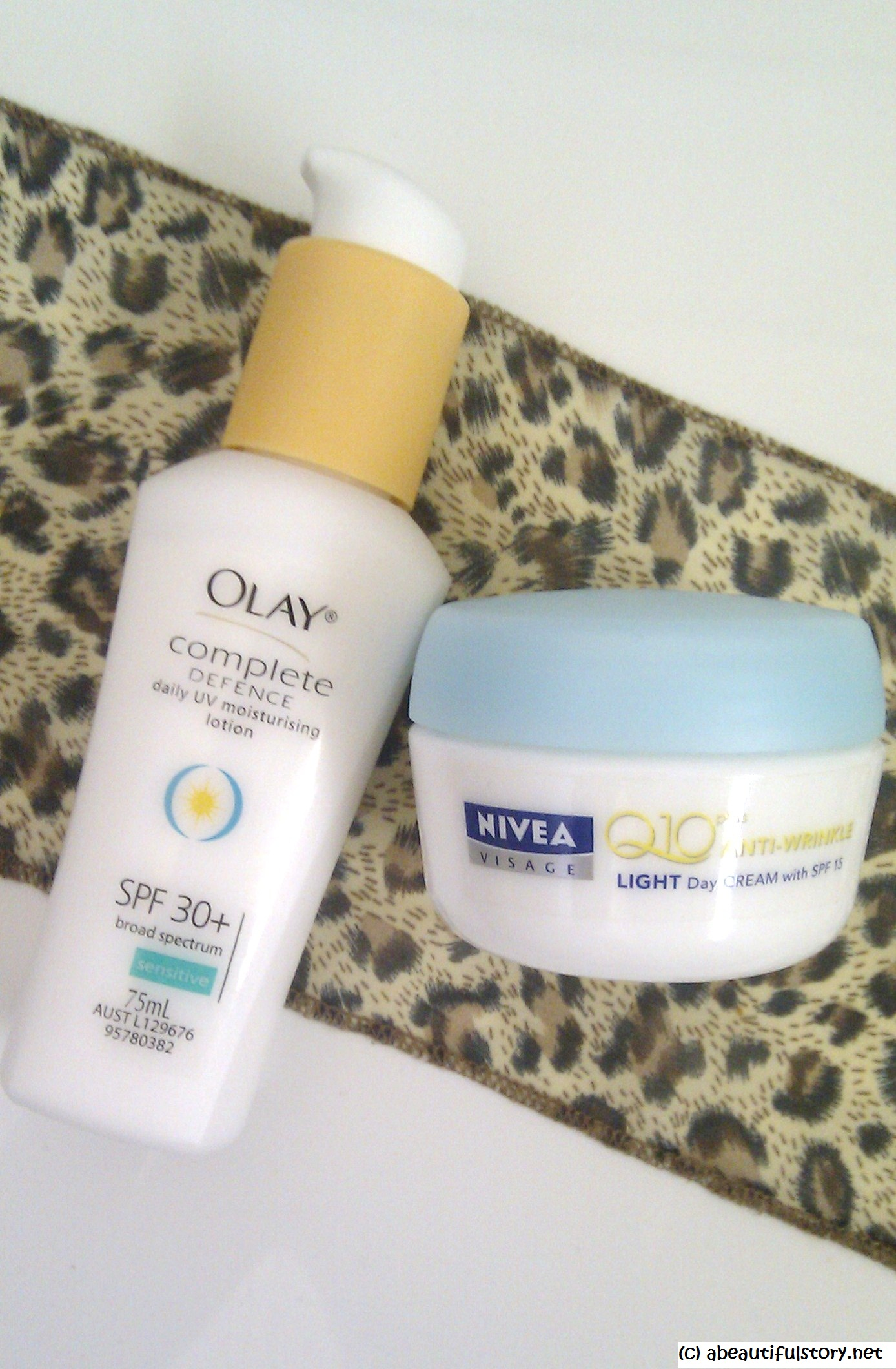 Olay Complete Defence Daily Uv Moisturising Lotion A Beautiful Story Price Range The Nivea Product Usually Retails Between 16 And Close To 20 Aud Depending On Where You Buy It Whilst Is Around 15 But Was Even